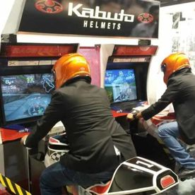 Motorrace simulator